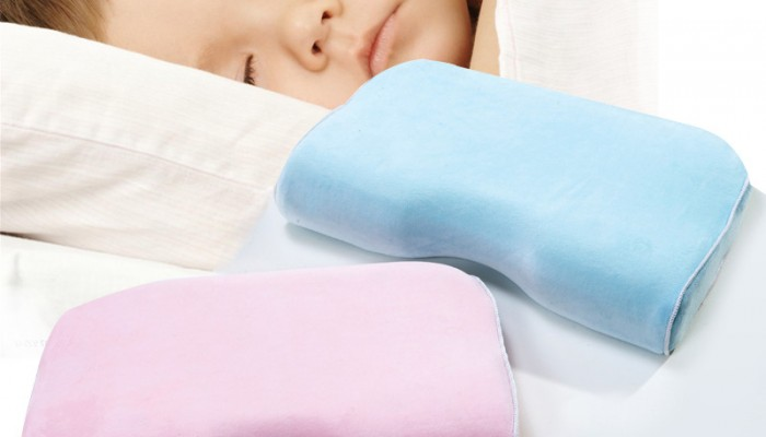 Children-Memory-Pillow-High-Quality-Butterfly-Cotton-Almofadas-Infantil-Health-Cervical-Pillow-Slow-Rebound-Baby-Memory