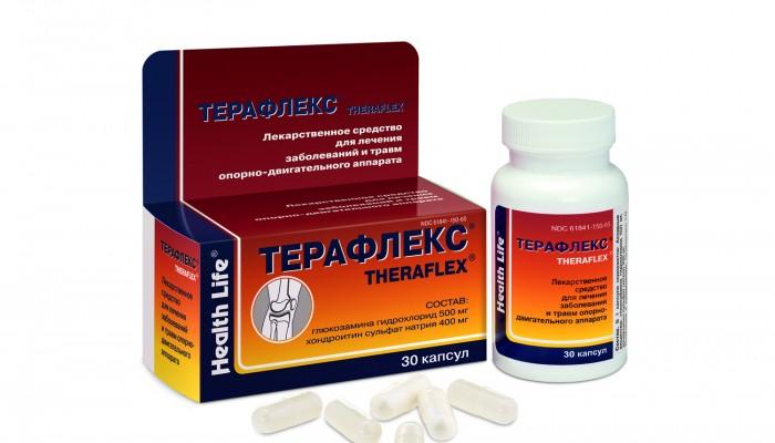 Лекарства для суставов и хрящей