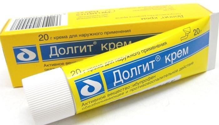 Мазь противовоспалительная и обезболивающая для суставов
