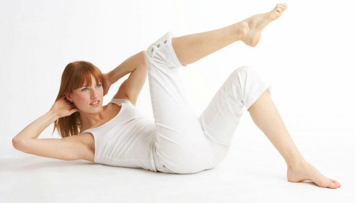 Упражнения при болях в суставах ног